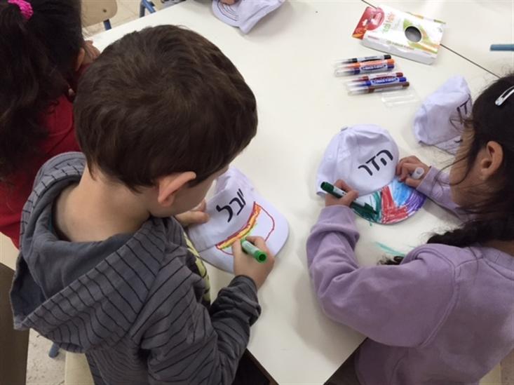 Gan Bosmat in Shoham - activity following The Big Book of Trips